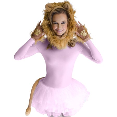 Lion Costume Kit Halloween Costume Accessory - Lion Tail Costume Accessory