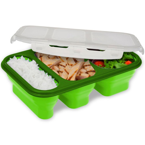 Smart Planet Portion Perfect Meal Kit Green