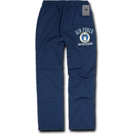 S58-AIR-NVY-04 Fleece Pants, Us Air Force, Navy, Extra Large - Us Air Force Uniforms