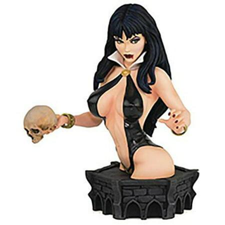 Women of Dynamite Vampirella Statue [Black Costume]