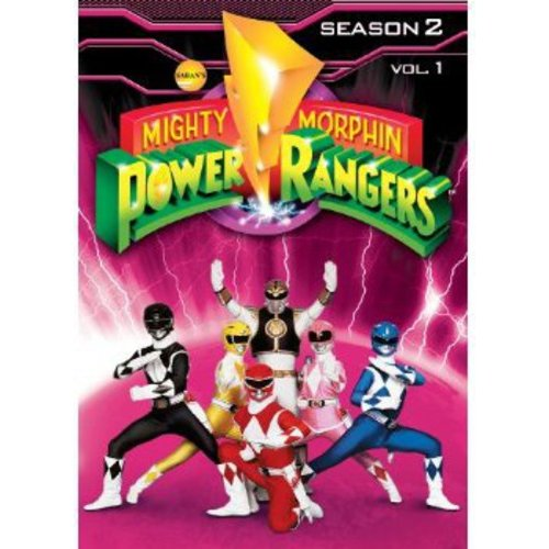 Mighty Morphin Power Rangers: Season 2, Vol. 1 (Full Frame)