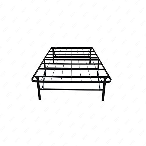 Metal Bed Frame Platform Mattress Foundation Twin, Full, Queen, King&Cal King by Uenjoy