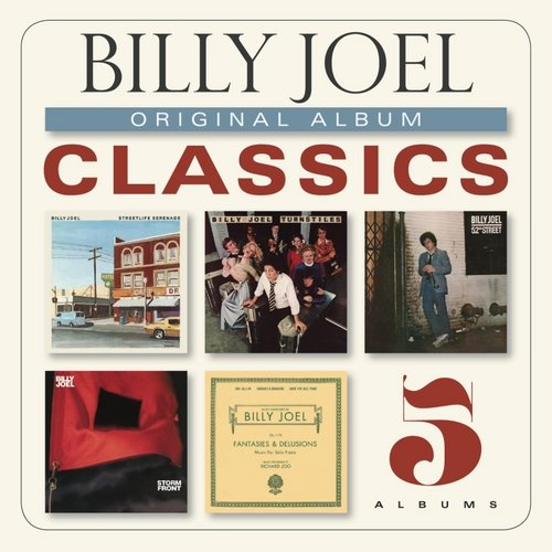 Original Album Classics, Vol. 2 (5CD)