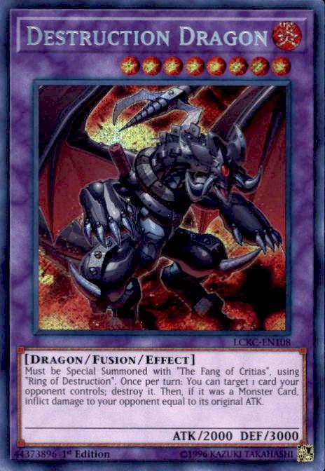 Destruction Dragon lckc