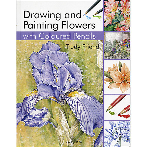 Search Press Books, Drawing And Painting Flowers