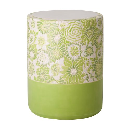 Bungalow Rose Erhart Garden Stool