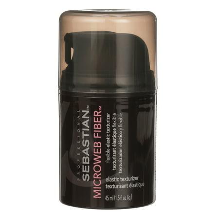 Sebastian Professional Microweb Fiber Elastic Texturizer, 1.5 Fl (The Best Texturizer For Natural Hair)