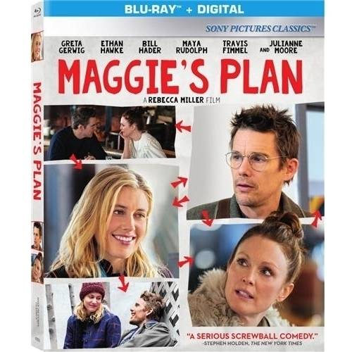 Maggie's Plan (Blu-ray + Digital HD) COLBR47818