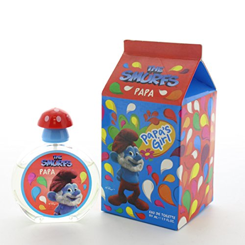 First American Brands The Smurfs Colonge, Papa, 1.7 Ounce