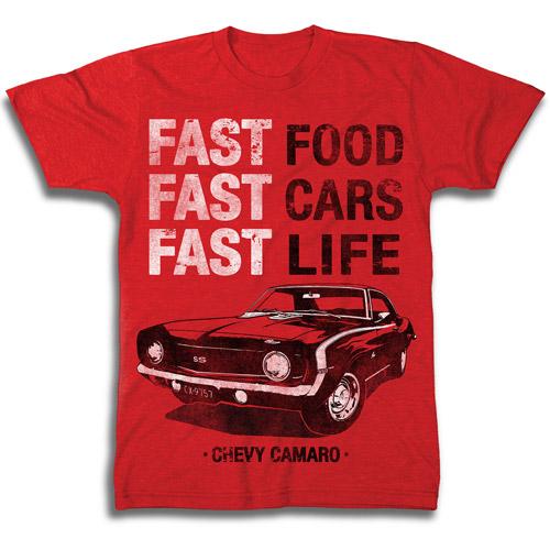 Men's Chevy Camaro Graphic Tee