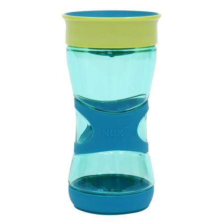 Ndk Seals - NUK Kids 13 Ounce Magic 360 Rim Ultra Grip Blue Cup