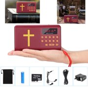 Best Audio Bibles - Portable Mini Bible Audio MP3 Player Speaker ,FM Review