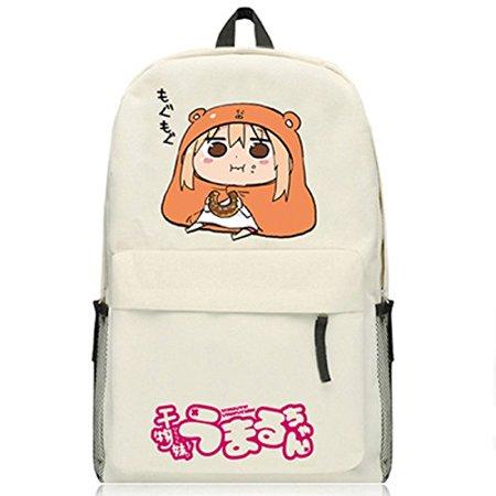 Anime Himouto! Umaru-chan Cosplay Daypack Backpack School Bag