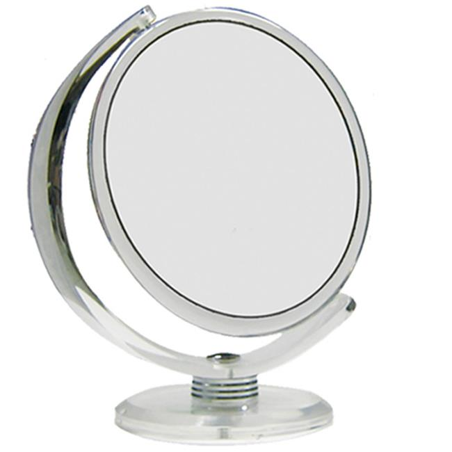 Rucci M860 10x and 1x Magnification Acrylic Stand Mirror