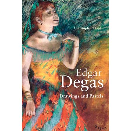Edgar Degas : Drawings and Pastels