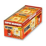 HotHands 18 Hour Super Warmer | 40 Unit Display