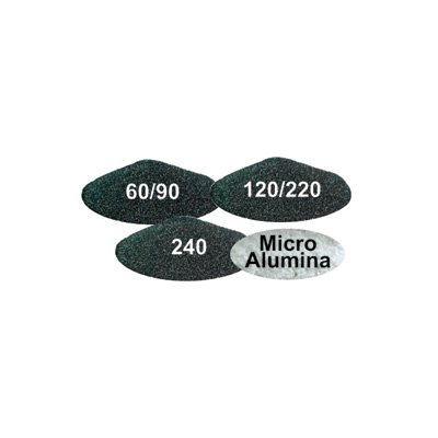 Abrasive 60/90, 120/220 and 240 Grit Kits,