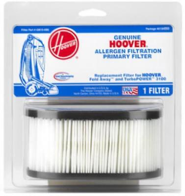NEW Hoover Allergen Filtration Primary Filter For Hoover Fold Away Upright