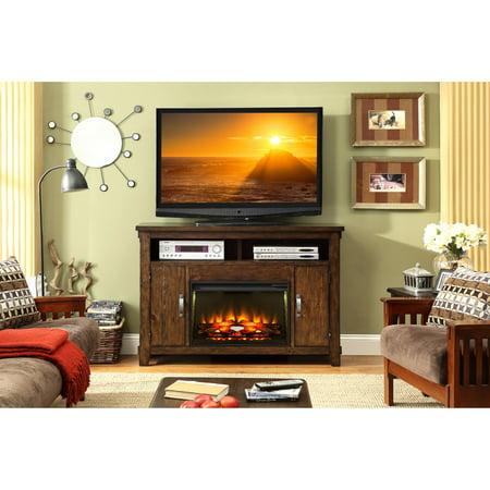 Legends Furniture Restoration 55 in. Electric Media