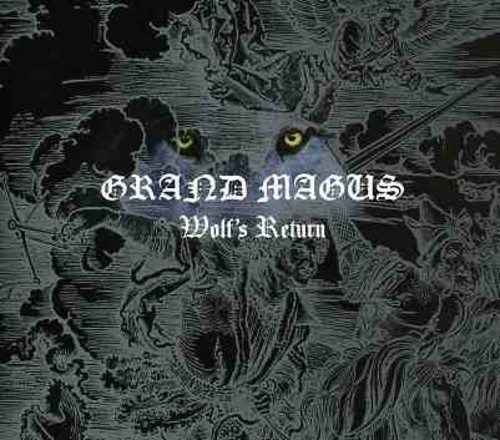 Grand Magus - Wolf's Return [CD]