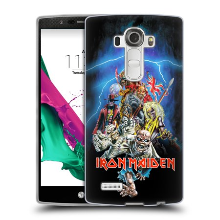 OFFICIAL IRON MAIDEN ART SOFT GEL CASE FOR LG PHONES 1