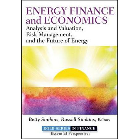 Energy Finance and Economics - eBook