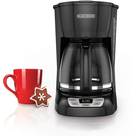 Black And Decker Coffee Maker Will Not Brew : BLACK+DECKER 12 Cup Programmable Coffee Maker , CM0960BFHP - Best Coffee Makers