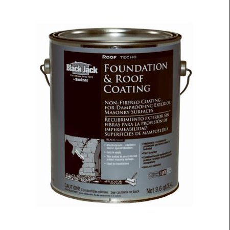 Fibered Roof (GARDNER-GIBSON 3.6 QT Non-Fibered Roof & Foundation)