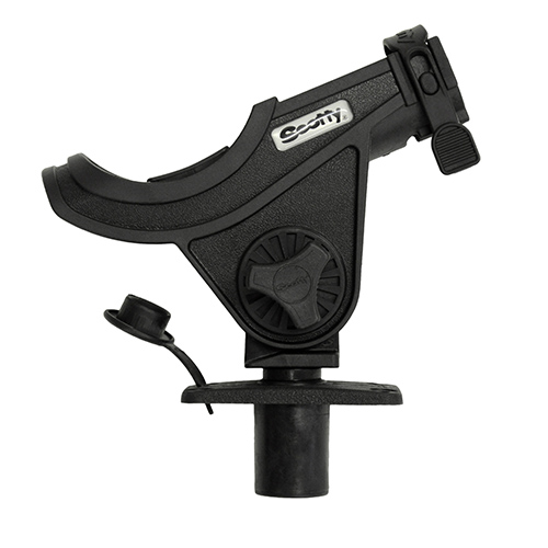 Scotty Baitcaster/Spinning Rod Holder with #244 Flush Deck Mount