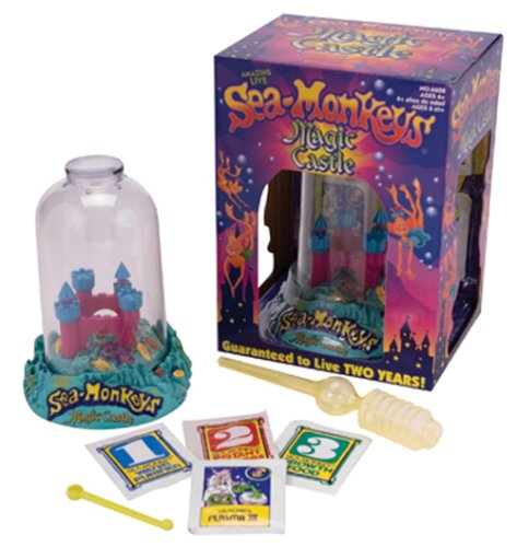Schylling Sea Monkeys Magic Castle Walmart Canada