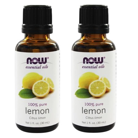Now Foods, Essential Oils, Lemon, 1 fl oz (2