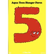 Aqua Teen Hunger Force: Volume 5 (DVD) by Turner Home Entertainment