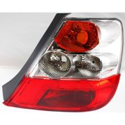 <b> New Tail Light Assembly RH Side Fits 2004-2005 Honda Civic Hatchback HO2801156 33501S5TA31 <b>