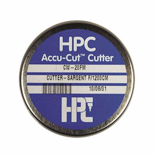 HPC CW-1011 Code Machine Cutter 90 Degree Tool Steel