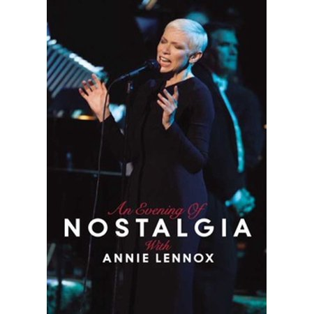 An Evening of Nostalgia with Annie Lennox (DVD) ()