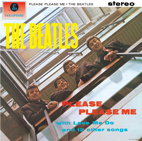 Please Please Me (Vinyl) (Remaster)