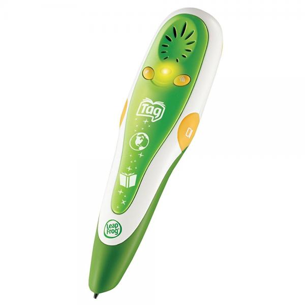 LeapFrog TAG Reading System, compatible with the older style, Green by