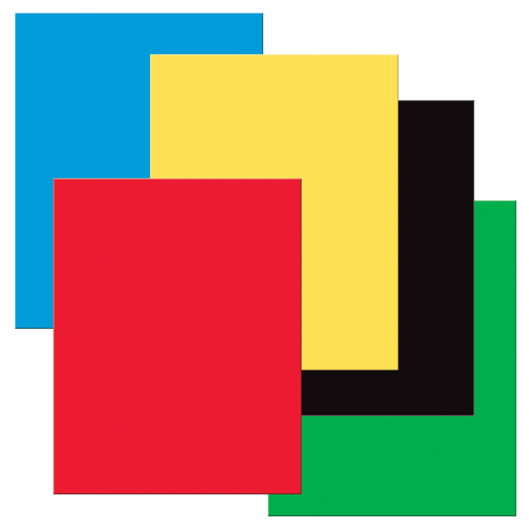 "Pacon® Heavy Poster Board, 22"" x 28"", Primary Colors, Pack of 25"