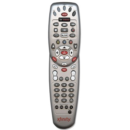 3 Device Universal Comcast Xfinity Remote Control Rng Dcx  On Demand Remote Control By Comcast Xfinity