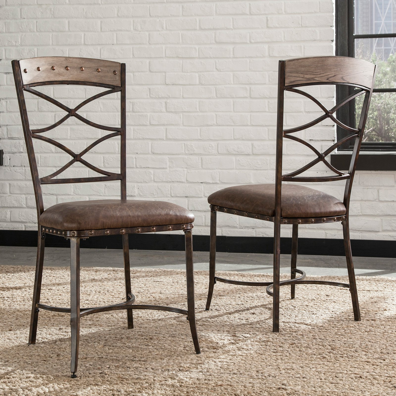 Hillsdsale Emmons Dining Chair, Set of 2