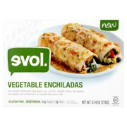Evol Vegetable Enchiladas 9.74 oz