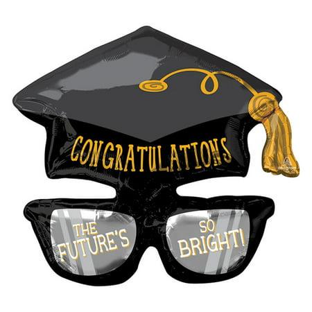 Congratulations Grad Glasses Graduation Party 34