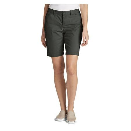 8a31058b5a Eddie Bauer - Eddie Bauer Women's Legend Wash Stretch Shorts - Curvy Fit,  10