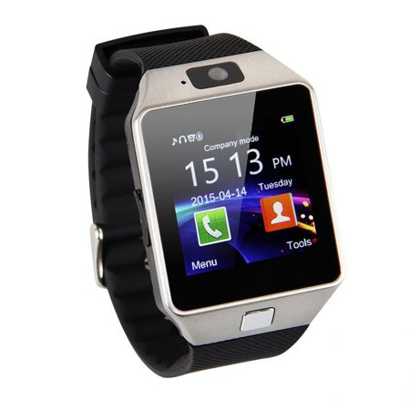 bluetooth smart watch wrist watch phone for samsung htc and other android smartphones for. Black Bedroom Furniture Sets. Home Design Ideas