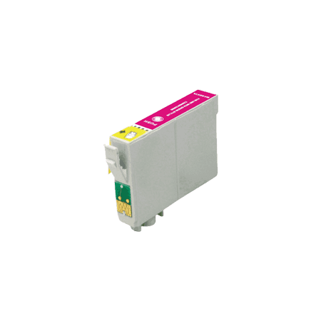 Zoomtoner Compatible pour Epson WorkForce 520 EPSON T126320 High Yield INK / INKJET Cartridge Magenta - image 1 of 1