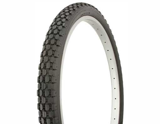 "Duro-PRO Original Bicycle Tire 26/"" x 2.125/"" All//Black Flame DB-1022"