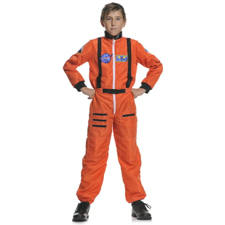 Orange Blossom Halloween Costume (Orange Astronaut Child Halloween)