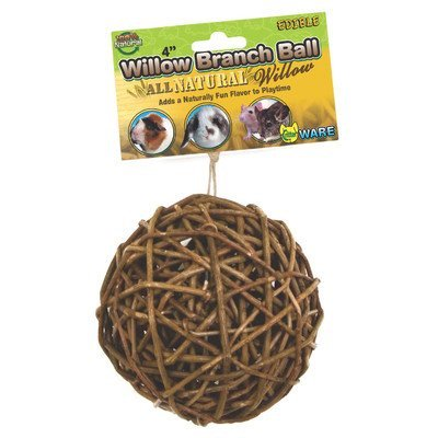 - Willow Branch Ball Chew Dog Toy