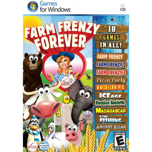 Farm Frenzy Forever - 10 Game Premium Pack