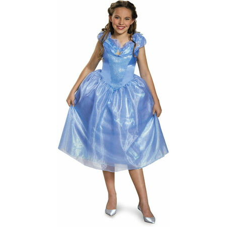Cinderella Movie Tween Dress Up / Role Play Costume - Costume Ideas For Tween Girls